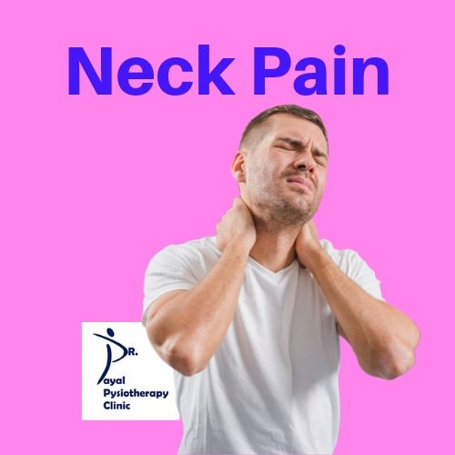 Neck Pain Or Cervical Pain Solution at Dr Payal Physiotherapy Clinic